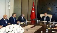 Erdoğan, 'İsrail'in Kudüs'te Harem-i Şerif'e yönelik ihlalleri kaygı verici'