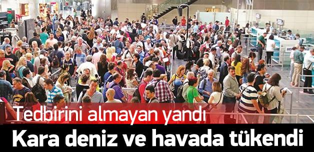 Bayram Tatili Kilitledi, biletler tükendi