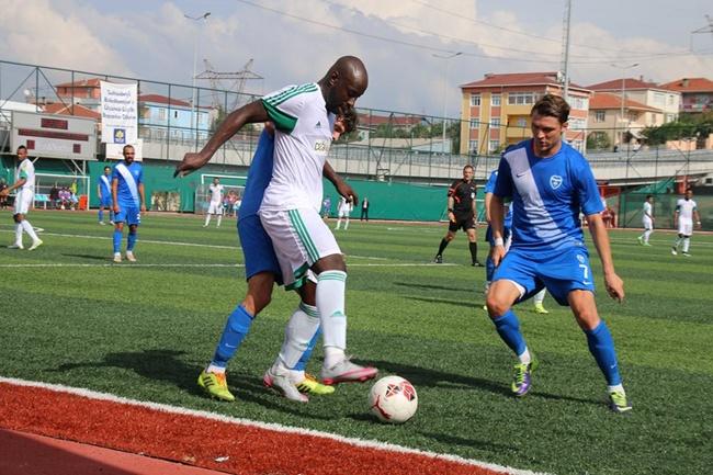 Ziraat Türkiye kupası: Sultanbeyli Bld.Spor 1 Şanlıurfaspor 3