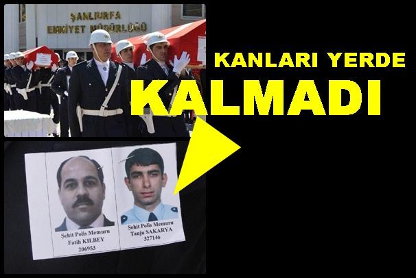 Hastane önünde öldürülen polislerin katilleri yakalandı
