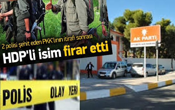 Saldırı emrini HDP Eyyübiye İlçe başkanı vermiş!..