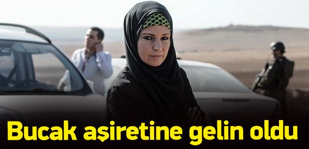 Burcu Çetinkaya Fatih Mehmet Bucak ile evlendi