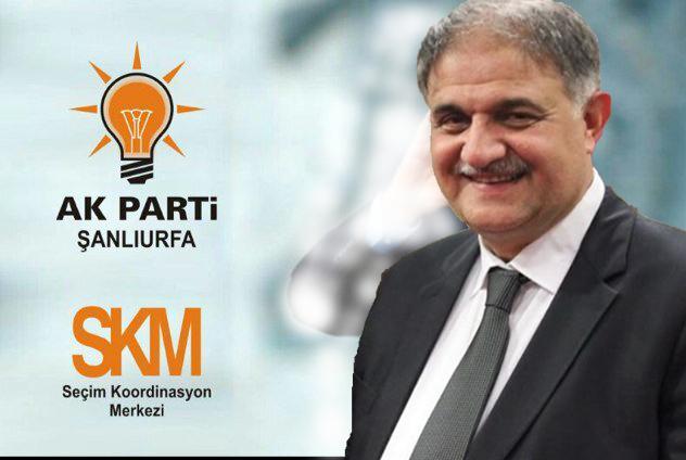 AK Parti SKM Başkanı Abdülkadir Kol Oldu