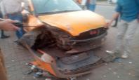 Solhan'da kaza: 7 yaralı