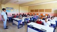 Bitlis'te 95 bin öğrenci ders başı yaptı