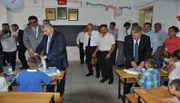 Tarsus'ta 73 bin öğrenci ders başı yaptı