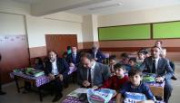 Siverek'te 76 bin 726 öğrenci ders başı yaptı