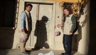 İHO-Ebrar Aksaray'da Kurban eti dağıttı