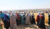 PKK'nin katlettiği 9 yaşındaki Elif toprağa verildi