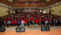 Ağrı'da İlköğretim Haftası kutlamaları yapıldı