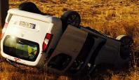 Kızıltepe-Mardin yolunda kaza: 1 yaralı