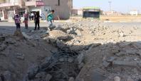 Hastane yoluna bomba döşediler