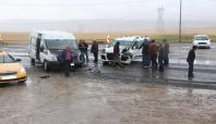 Karlıova'da kaza: 7 yaralı