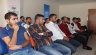 Siirt'te 2'inci Etap 'Girişimcilik Eğitimi Kursu' başladı