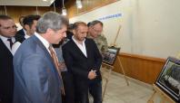 Bitlis'te 'Köy köy okul okul tiyatro-2' proje sergisi açıldı
