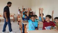 AFAD'ın Suriye Okulu eğitime başladı