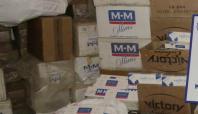 Bingöl'de 438 bin 560 paket kaçak sigara ele geçirildi