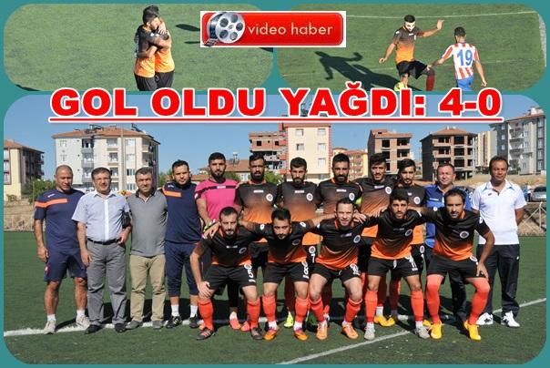 Karaköprü Belediyespor 2. Galibiyetini Aldı: 4-0