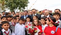 Başbakan Yardımcısı Yılmaz, Bingöl'de okul açılışlarına katıldı