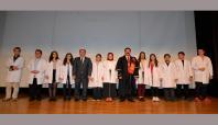 Bursa'da 304 öğrenci Doktorluğa ilk adımı attı