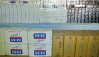 Van'da 329 bin paket kaçak sigara ele geçirildi