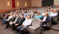 Bursalı sanayicilere ekonomi semineri