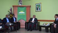 AK Parti Genel Başkan Yardımcısından HÜDA PAR'a nezaket ziyareti
