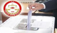 Yurtdışında oy verme işlemi bugün başladı