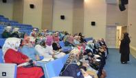 Gaziantep'te Kur'an Kursu eğitmenlere seminer verildi