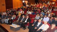 Kâhta'da 'Organik gübre ile tarım' konulu konferans