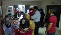 Kızıltepe'deki Suriyeli mülteciler kayıt altına alınıyor