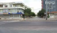 Silopi'deki sokaklara sessizlik hâkim