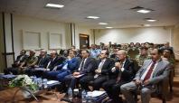 Gaziantep'te seçim güvenliği toplantısı yapıldı