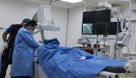Siirt Devlet Hastanesinde anjiyo ünitesi hizmete açıldı
