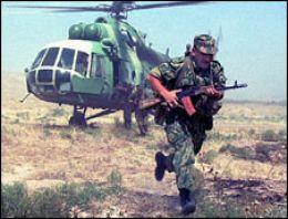 Tacikistanda helikopter kazası: 28 ölü