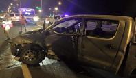 Şanlıurfa'nın eski Belediye Başkanı Fakıbaba kaza geçirdi