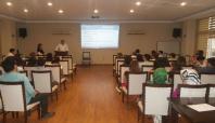 Adana'da stajyer avukatlara ön eğitim