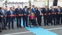 Gaziantep'te makine ikmal sanayi tesisi törenle açıldı