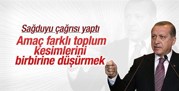 Erdoğan: Bu menfur saldırıyı şiddetle kınıyorum