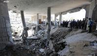 İsrail saldırısında anne ile kızı katledildi