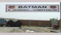Batman'da petrol türevi madde ele geçirildi