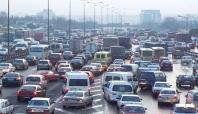 Bursa'da araç sayısı 716 bine yükseldi