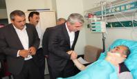 HÜDA PAR Heyeti Fakıbaba'yı ziyaret etti