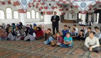 Kâhta'da camilere ilgiyi arttırmak için etkinlik düzenlendi