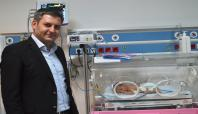 Bitlis'te Yeni Doğan Yoğun Bakım Ünitesi açıldı