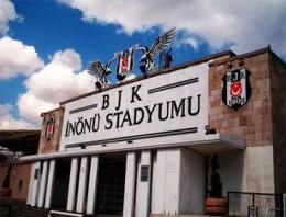Beşiktaş İnönüyü ucuza kaptırdı