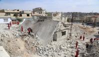 Gaziantep'te gerçeği aratmayan kurtarma tatbikatı