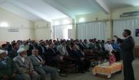 Çınar'da 'Camiler ve Din Görevlileri Haftası' etkinliği