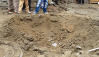 PKK'nin caddeye döşediği bomba imha edildi