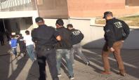 Gaziantep'te 11 PKK'li tutuklandı